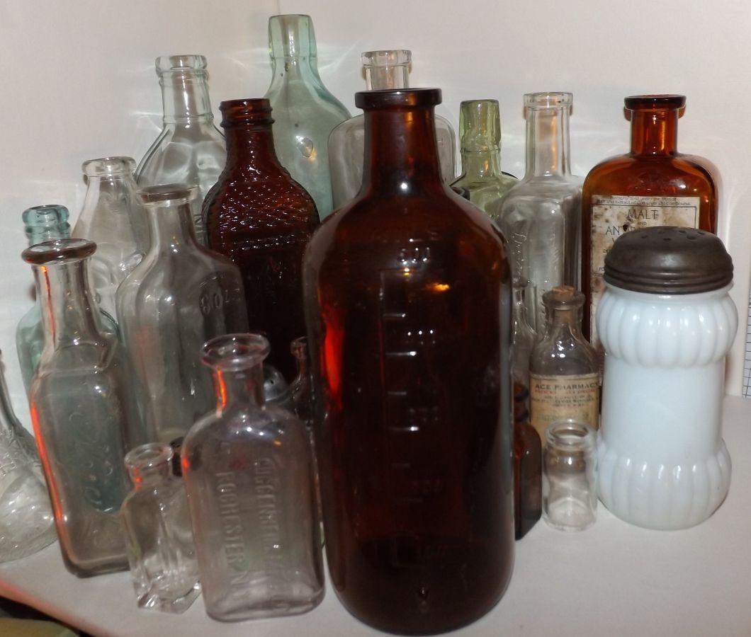 Brown Glass Bottle Need Help Identifying Historic Glasshouse Forum